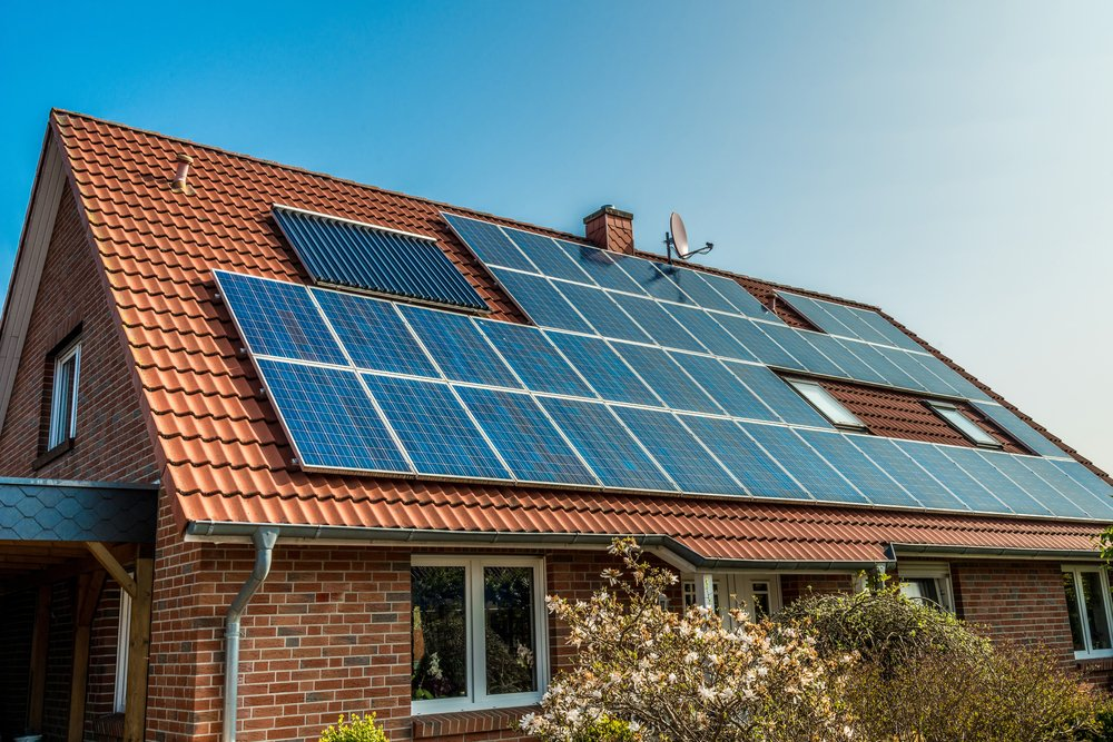 Install a Grid Connected Solar Power System