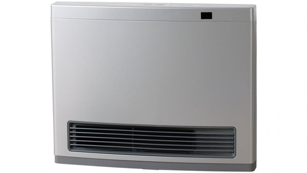gas heater servicing